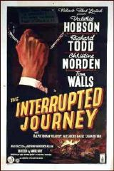 The Interrupted Journey 1949 DVD - Valerie Hobson